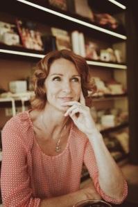 Die Autorin Anja Jonuleit
